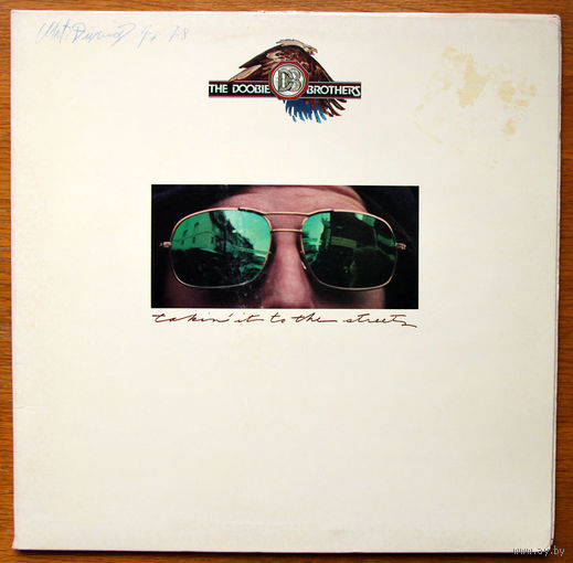 "The Doobie Brothers ""Takin' It To The Streets"" LP 1976"