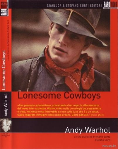 Антология Энди Уорхола. Часть 6: Одинокие ковбои / Andy Warhol Anthology 6: Lonesome Cowboys (Энди Уорхол / Andy Warhol, Пол Моррисси / Paul Morrissey) DVD9