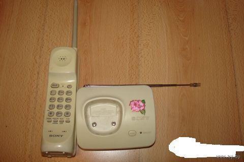 Радиотелефон SONY, модель No SPP-62