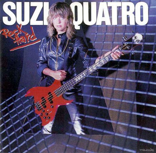 0442. Suzi Quatro. Rock Hard. 1980. Dreamland (DE) = 18$