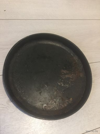 Сковорода чугунная чугунн 250 мм