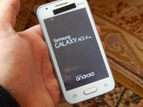 Samsung ACE 4 Life с рубля распродажа без минималки