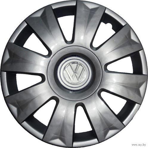 Колпаки колесные R15 модельные для Volkswagen, 4шт. WC49015