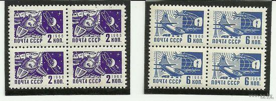 Стандарт негаш. в квартблоках 1966 СССР