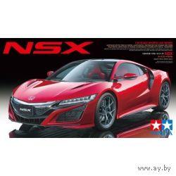Honda NSX, сборная модель 1/24 TAMIYA 24344