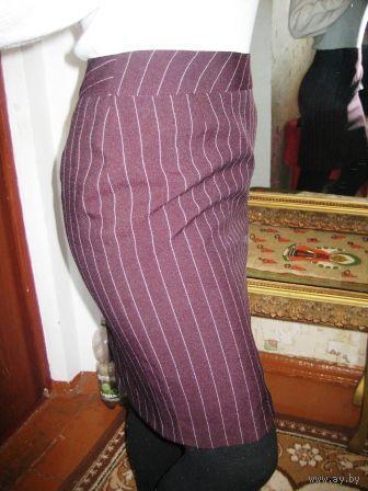 Офисная юбка р.42-44