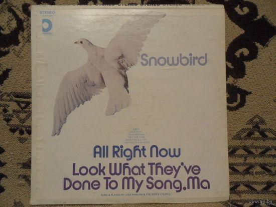 Конверт пластинки Snowbird. Popular Favorites