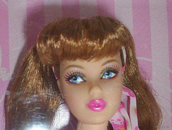 Кукла Барби/My Melody фирмы Mattel, 2007 г, серия Pink Label, коллекционное издание.
