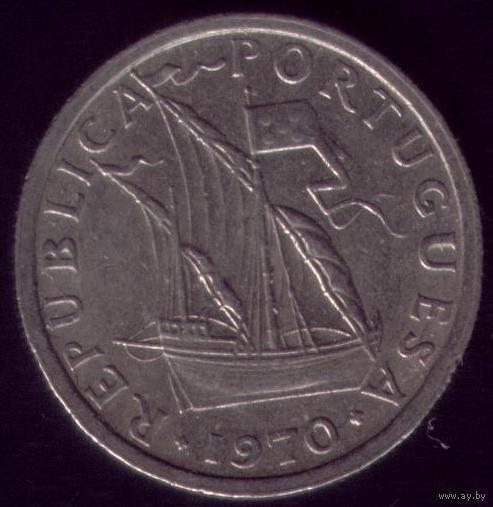 2.5 Эскудо 1970 год Португалия
