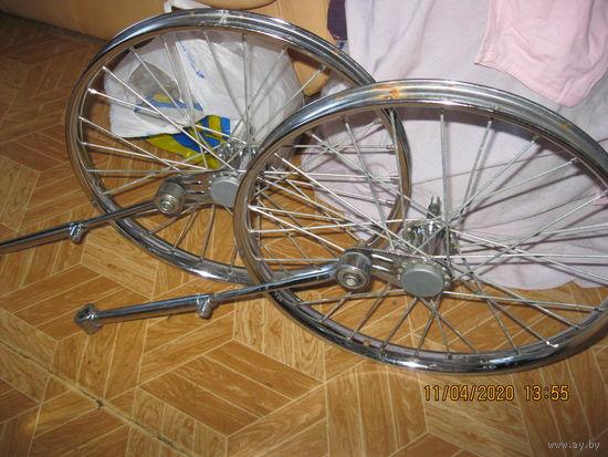 Запчасти к инвалидной коляске ДККС 1 модель 407