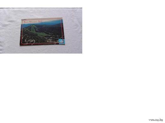 Почтовая карточка сша. Beech Mountain, N.C.  распродажа