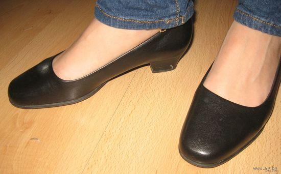 Фирменные бразильские туфли осенние 36
