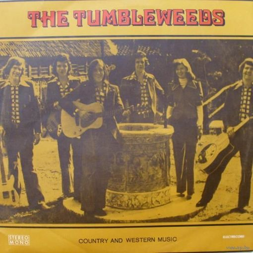 The Tumbleweeds - Country And Western Music