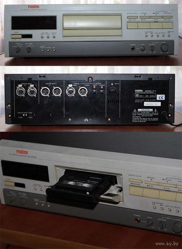 Fostex D-5 Digital Master Recorder (DAT)