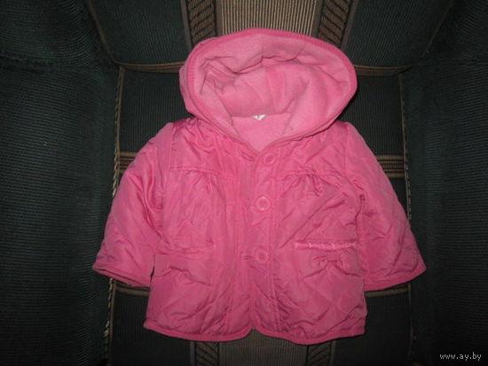 Куртка для девочки, 12-18 мес.