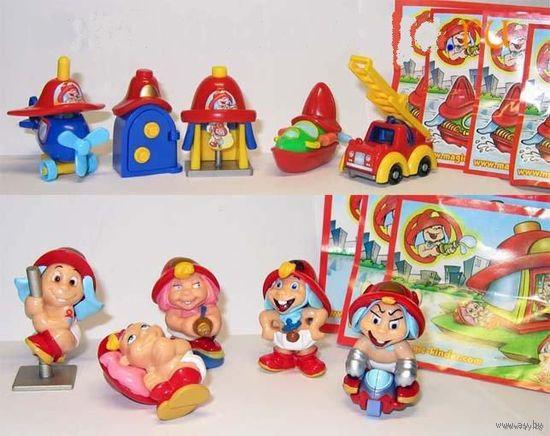 Малыши-пожарные - серия