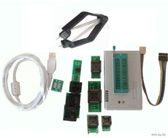 XGecu TL866II Plus (вышел на смену Mini Pro TL866A) программатор