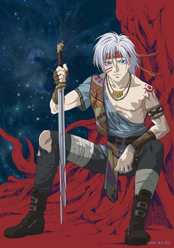 Летопись войн острова Лодосс OVA/Планета короля зверей