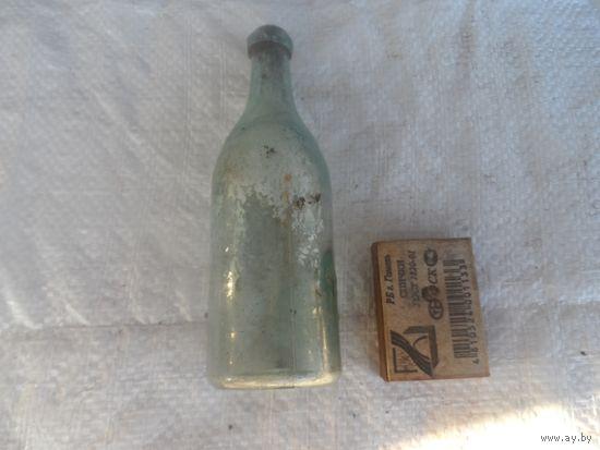Бутылка мед вермахт