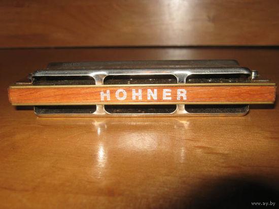 Старинная, немецкая,губная гармошка, звучит хорошо,начало20вв.