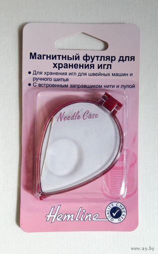Магнитный футляр для хранения игл (игла в комплекте)
