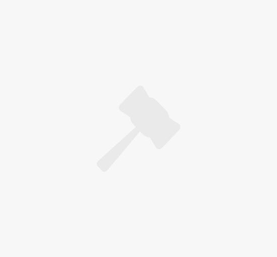 Ювелирные серьги СССР, синтетические рубины, позолота, старые