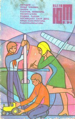 "Журнал ""Юный техник"", 1981, #2"