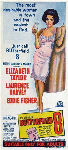 Баттерфилд 8 / Butterfield 8 (Элизабет Тейлор)(DVD5)