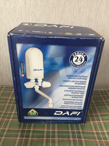 Проточный водонагреватель DAFI 4.5 кВт