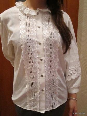 Шикарная блуза -новая р.50-52