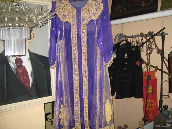 Платья старинное.Бухара.
