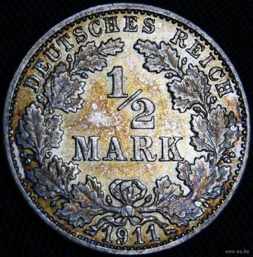 1/2 марки 1911 F