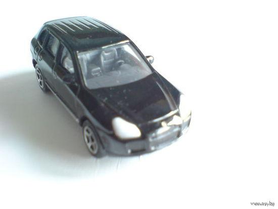 Porsche cayenne 1\61  чёрный. металлик. пикапп  распродажа коллекции