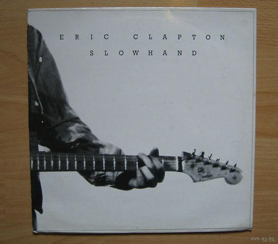 0435. Eric Clapton. Slowhand. 1977. RSO (DE) = 25$