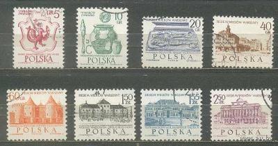 Польша  1965 700-летие Варшавы