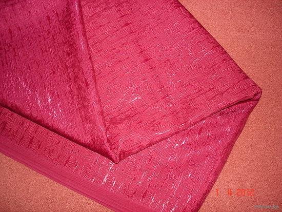 Ткань синтетическая-отрез 3,5м х 1,6м. Цена указана за отрез.