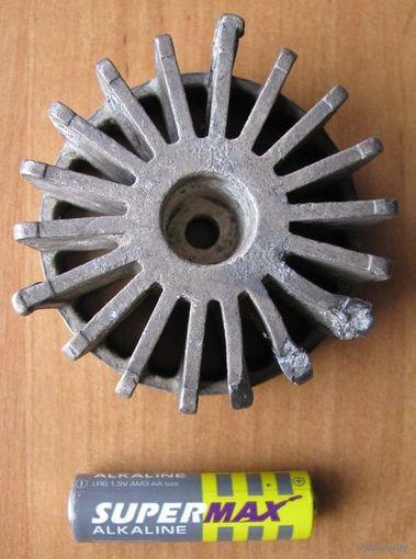 Радиатор от радиолампы ГИ-7Б
