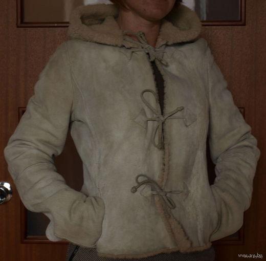 Шубка или куртка меховая TRUSSARDI