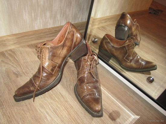 Стильные Marc shoes казачки, р.37-38. Невероятно удобные!