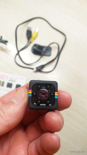 HD камера/видеорегистратор SQ11