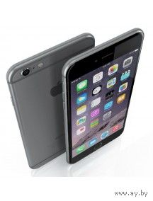 "Apple iPhone 6 16GB Space Gray, Apple iOS, экран 4.7"" IPS (750x1334), Apple A8, ОЗУ 1 ГБ, флэш-память 16 ГБ, камера 8 Мп, аккумулятор 1810 мАч, 1 SIM, цвет темно-серый, очень хорошее состояние, не раб"