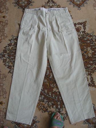 Брюки под бежевый джинс