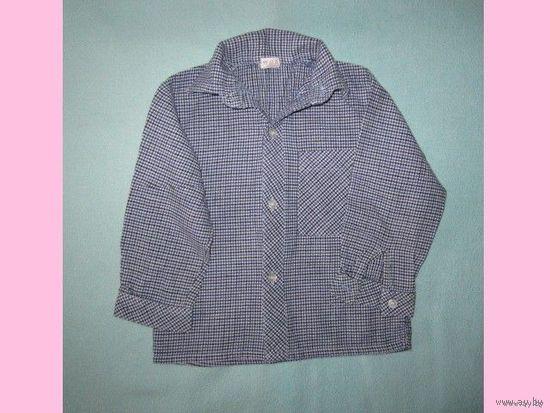 Рубашка на мальчика, р.92