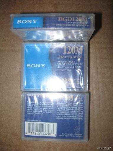 DAT кассета sony dgd120m
