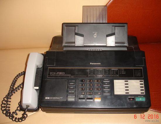 Факс Panasonic KX-F50