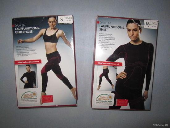 Спортивный термо-костюм - Термобельё женское Meryl Skinlife, р.42-44. Для повседневной носки, занятий спортом и активных физ.нагрузок.