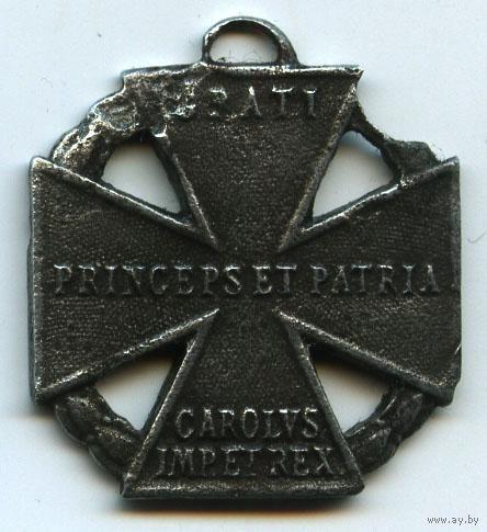 Крест ветерана Первой Мировой Войны