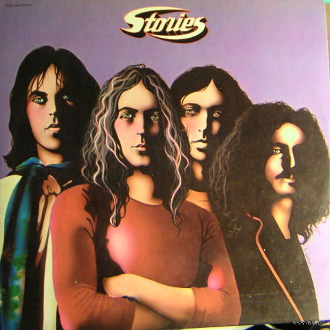 Stories - About Us-1973,Vinyl, LP, Album, Gatefold,Made in USA.