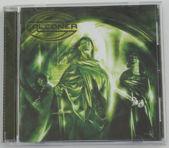 Falconer - The Sceptre Of Deception CD (лицензия) [Heavy/True/Power/Speed Metal]