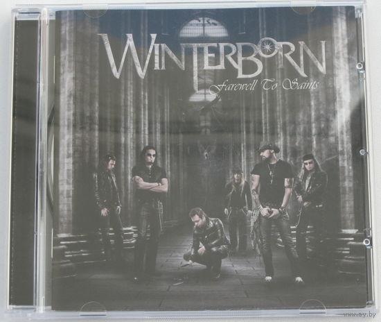 Winterborn - Farewell To Saints CD (лицензия) [Power Metal]